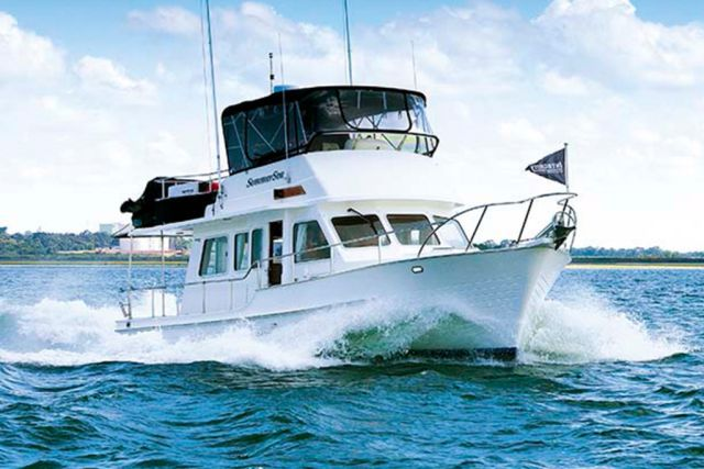 Integrity 350 Mk II Flybridge 0 00