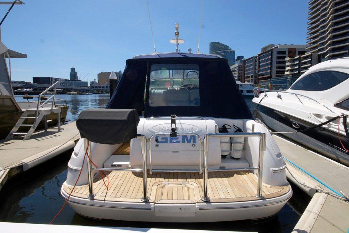 Riviera M430  Sports Cruiser 2002 20