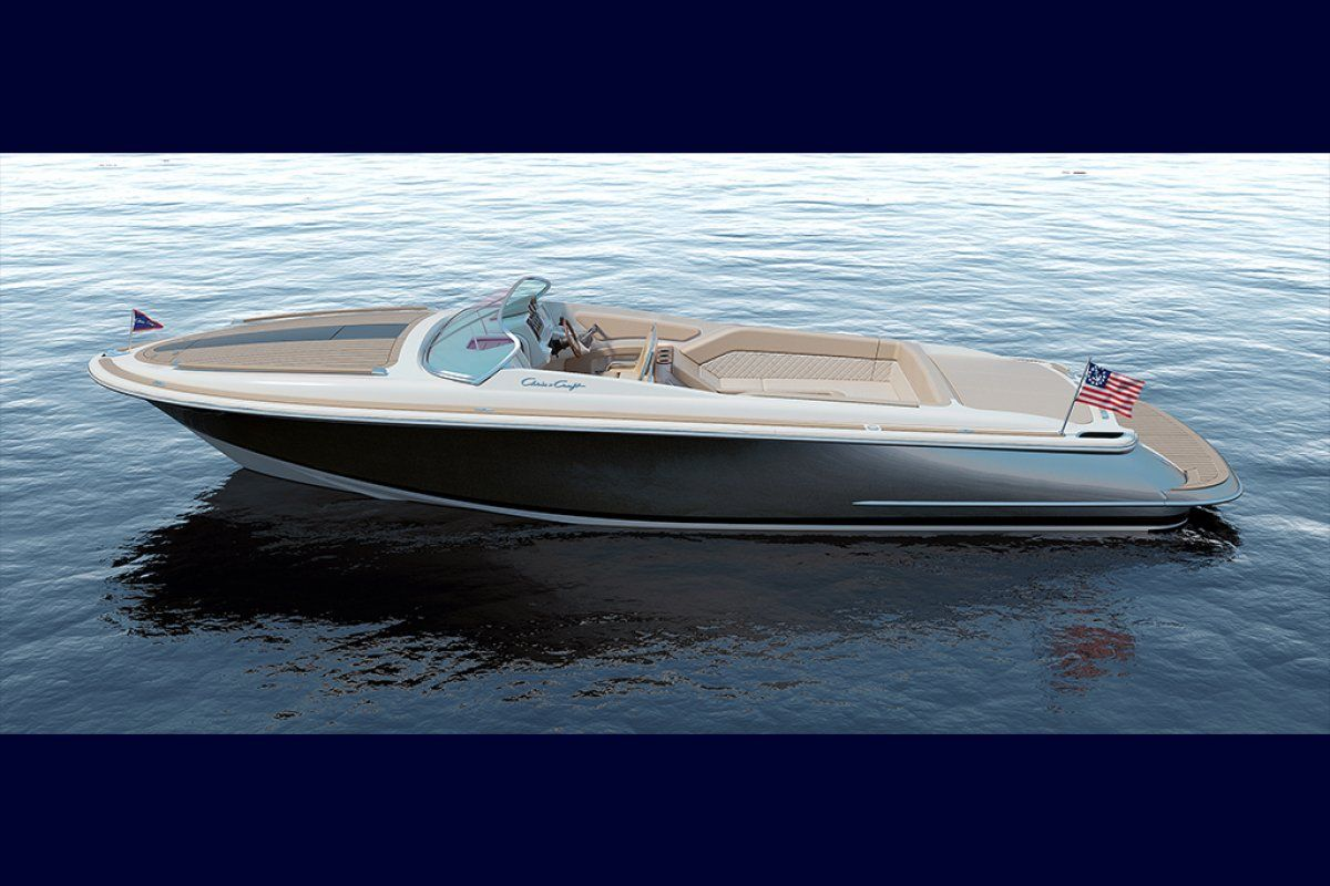 Chris Craft Corsair 27 2019 02