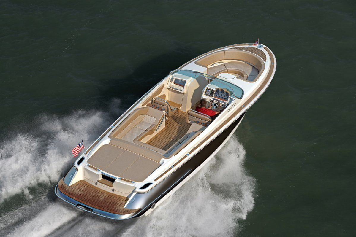 Chris Craft Corsair 27 2019 06