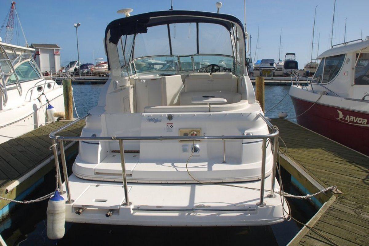 Cruisers Yachts 280cxi 2006 16