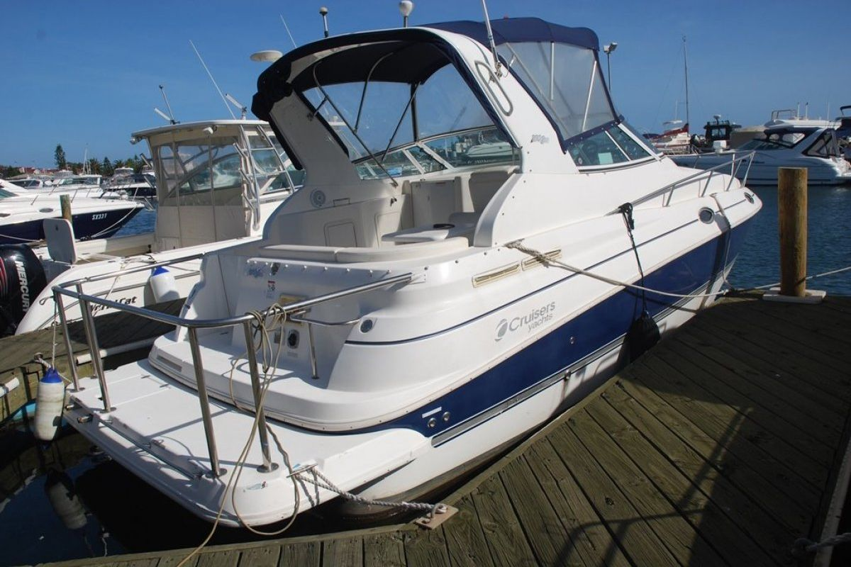 Cruisers Yachts 280cxi 2006 17