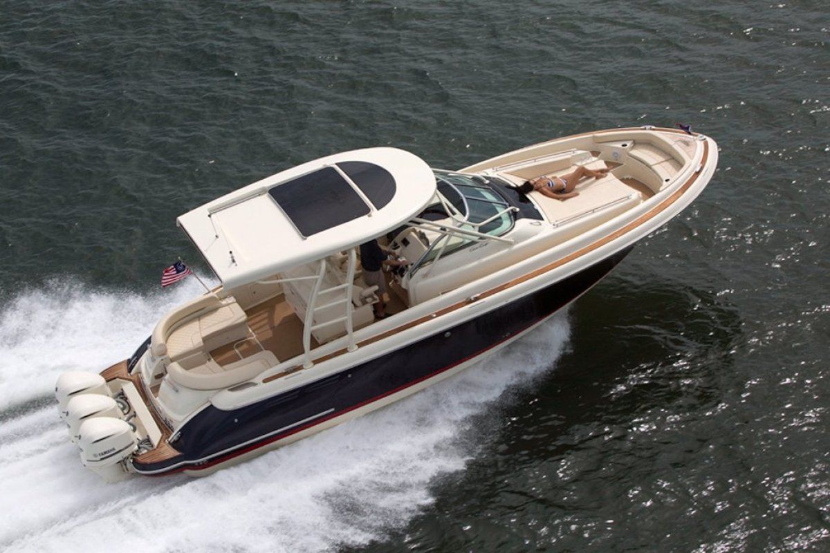 Chris Craft Launch 38 2019 01