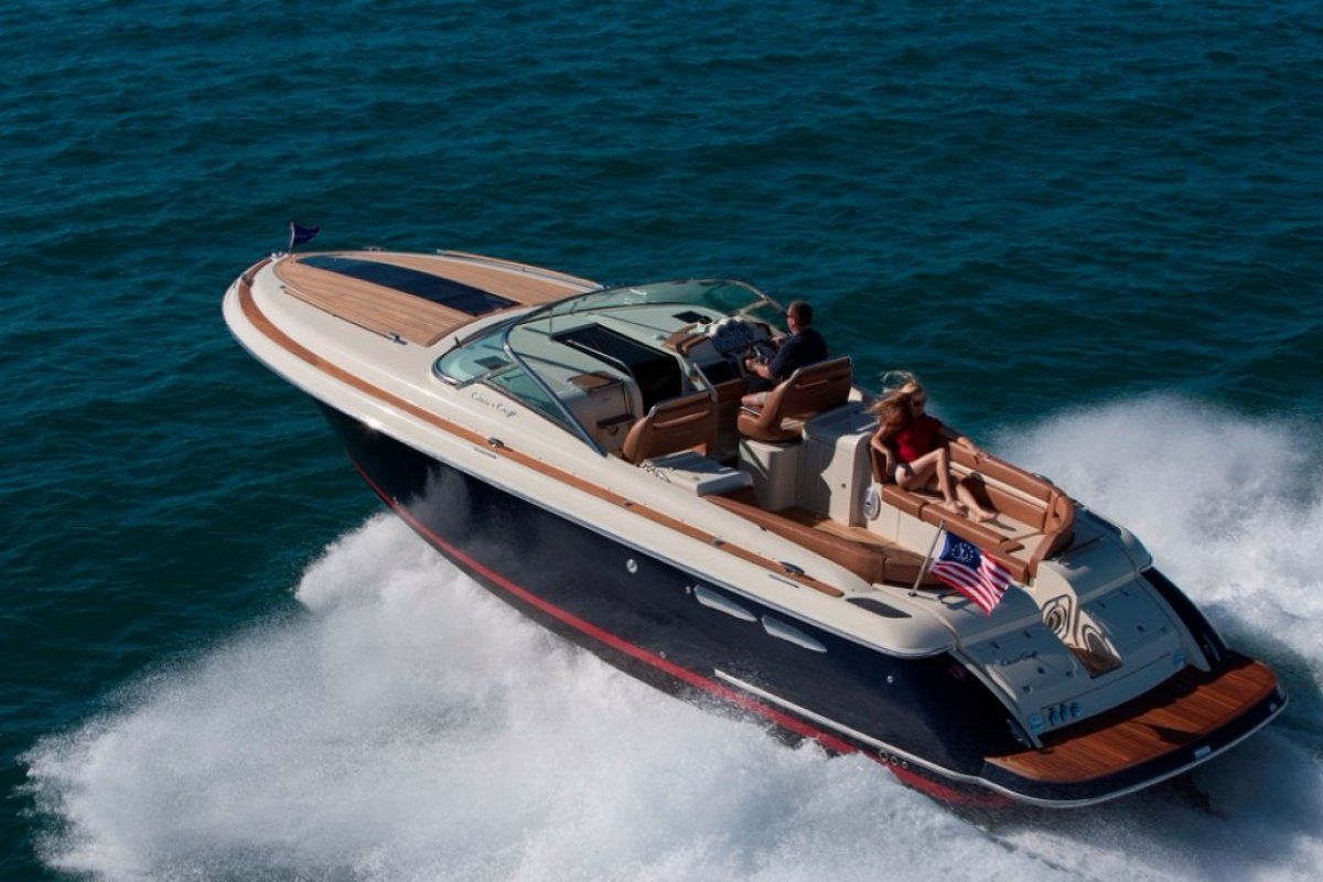 Chris Craft Corsair 34 2019 01