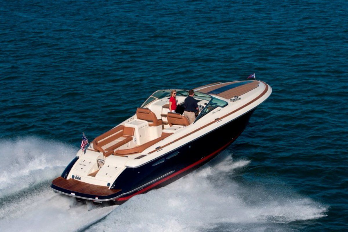 Chris Craft Corsair 34 2019 02