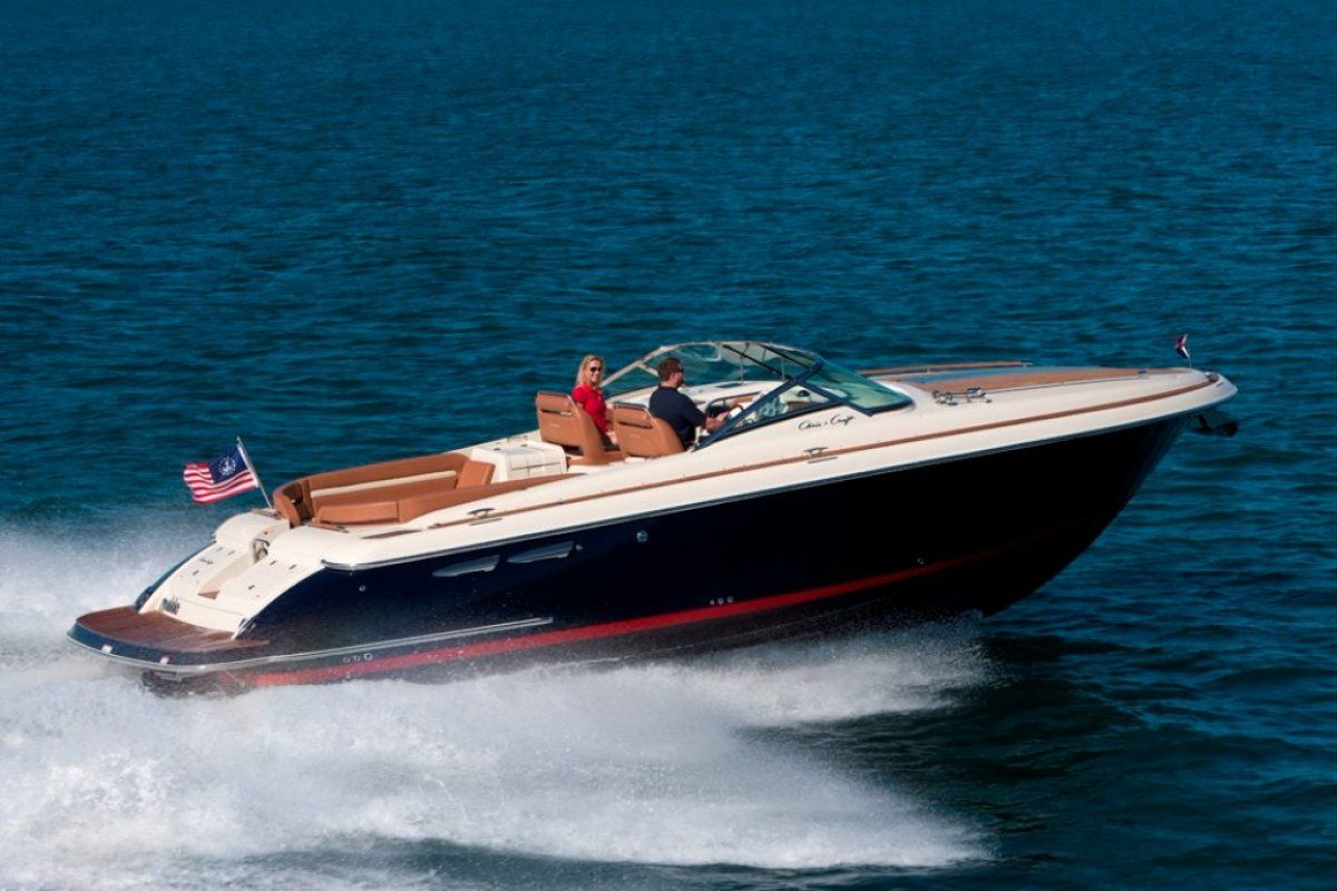 Chris Craft Corsair 34 2019 03