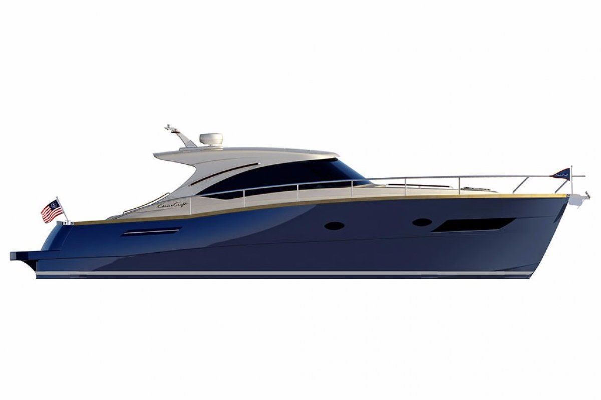 Chris Craft Commander 44 2019 01