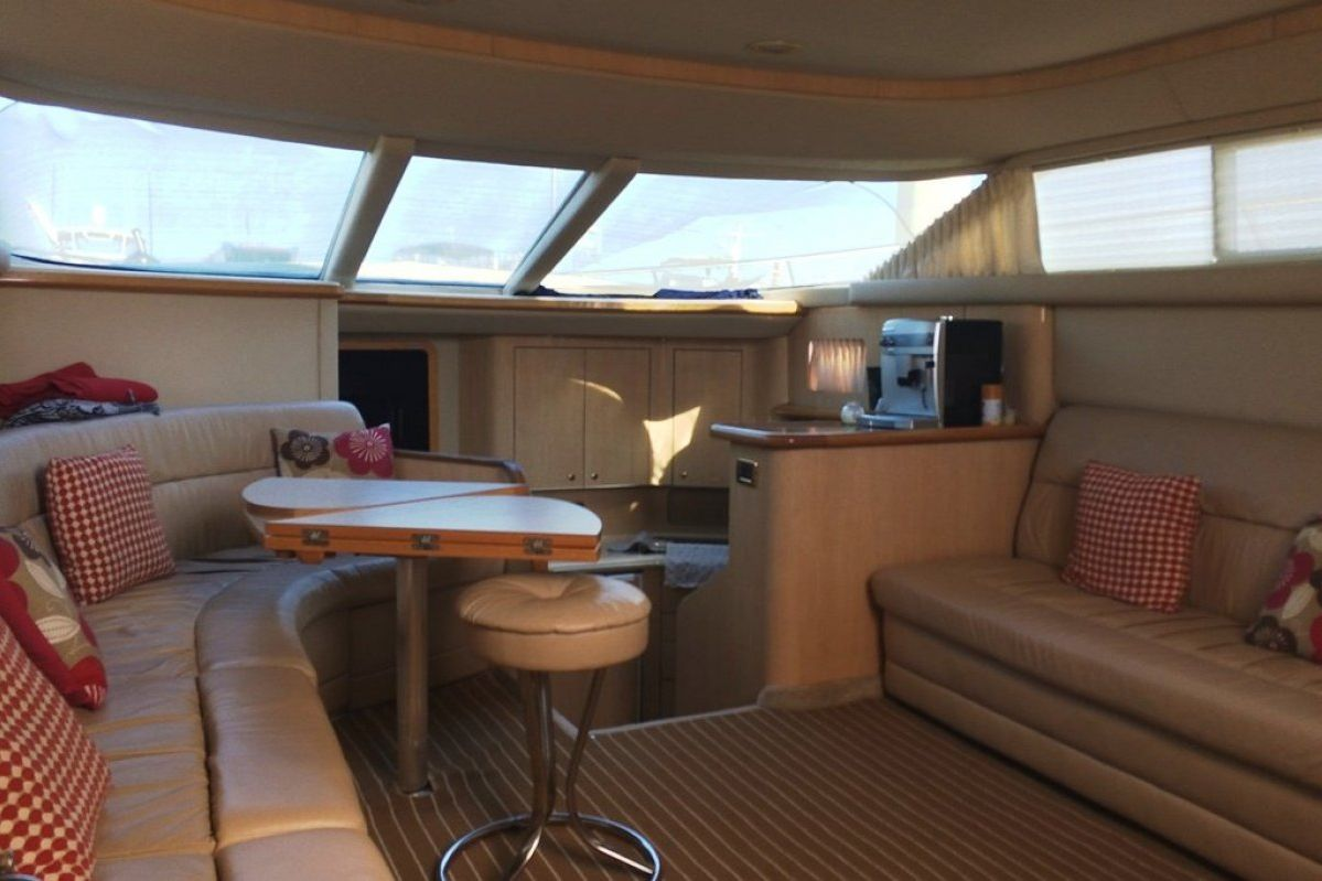 Sea Ray 420 Aft Cabin 2001 01