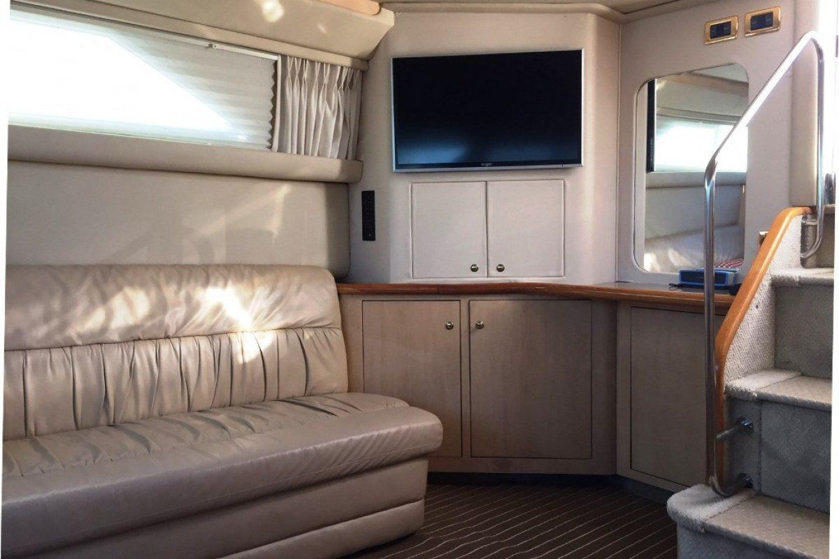 Sea Ray 420 Aft Cabin 2001 06