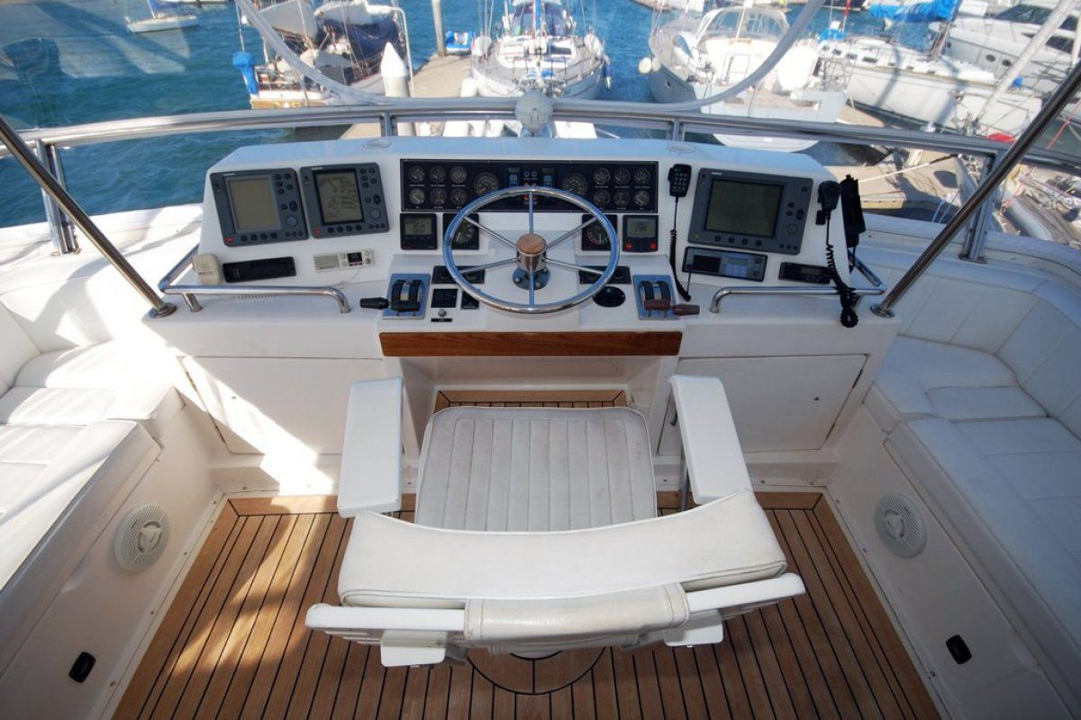 Dyna 53 Yachtfisher 1991 01