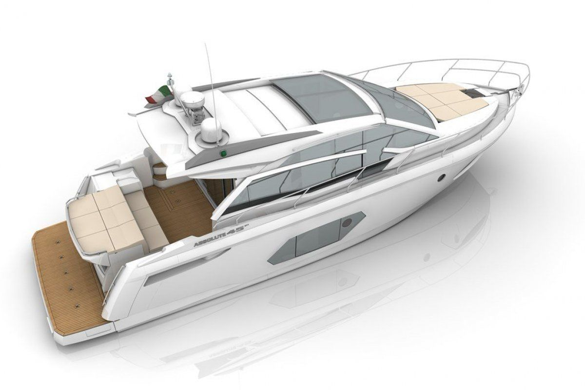 Absolute 45 Sports Yacht 2019 00