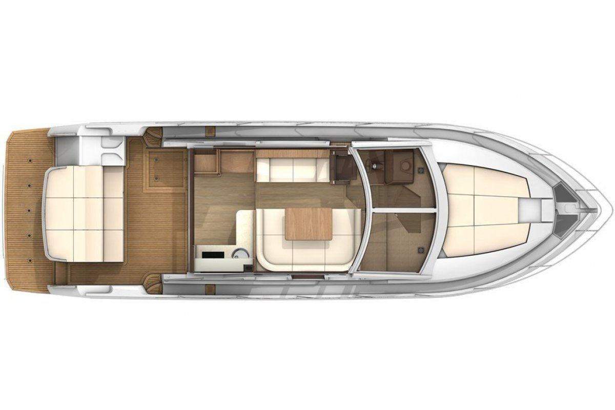 Absolute 45 Sports Yacht 2019 13